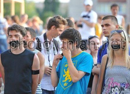 Українцям хочуть заткати рот