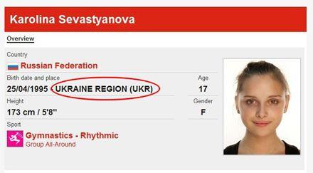 Украинская область?..
