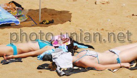 спека, пляж