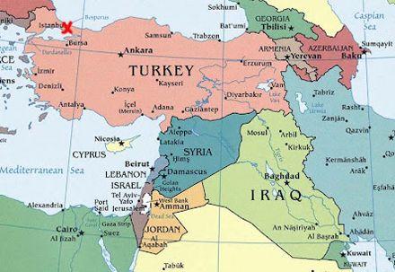 Сирийское вопрос не нашел решения и в Женеве