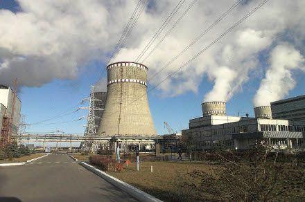 Ривненская АЭС, фото golos.com.ua