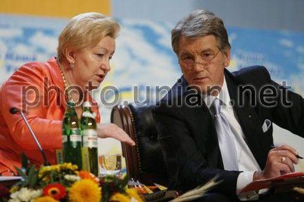 В деле упоминаются имена Ющенко и Ульянченко