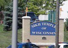 Неизвестный открыл стрельбу по прихожанам сикхского храма в штате Висконсин