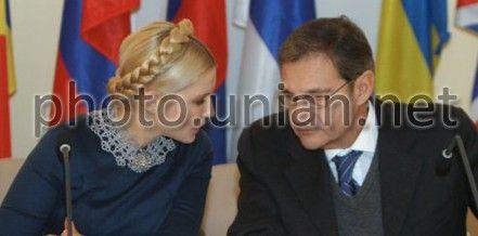 Тейшейра надеется наконец увидеться с Тимошенко