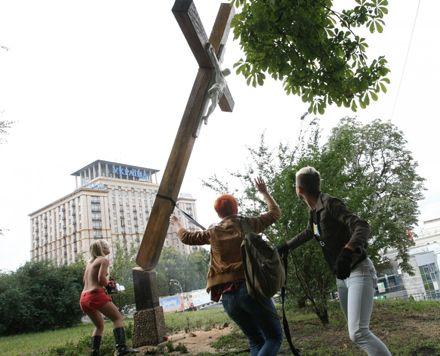 FEMEN положили почин
