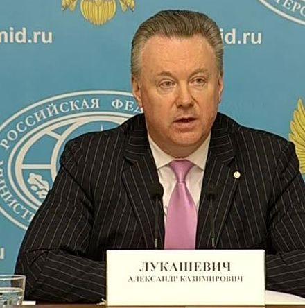 Лукашевич: К сожалению, вопрос, очень политизирован