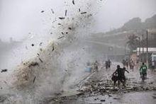 Ураган Исаак