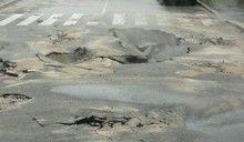 Прорыв трубы оставил без воды почти 12 тысяч человек