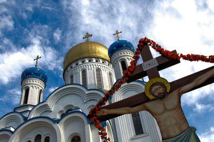 Храм Христа Спасителя удалось спасти
