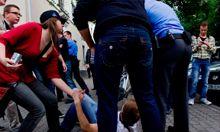 За август пострадало 13 журналистов