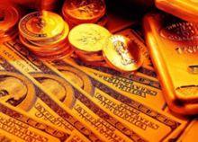 Золото, доллар