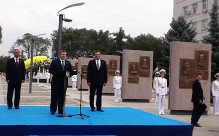 Днепропетровск получил новую площадь, фото ord.dp.ua