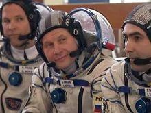 Геннадий Падалка, Сергей Ревин, Джозеф Акабауже почувствовали землю под ногами