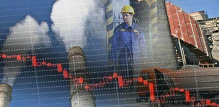 Спад ВВП декабрь к декабрю - 2,7%