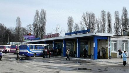 Автостанции атакуют рэкетиры. Фото: io.ua