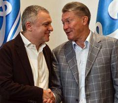 Игорь Суркис ждет выздоровления Блохина