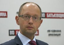 Яценюк думает, что историей с похищением займется новый парламент