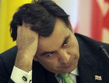Саакашвили удовлетворил ходатайство об отставке