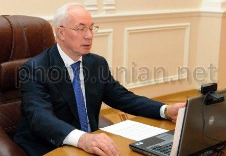 Азаров не смог совмещать работу и учебу