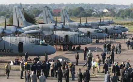 Передача партии модернизированных Ан-32 Индии, фото из архива УНИАН