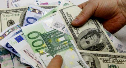 Курсы валют в декабре