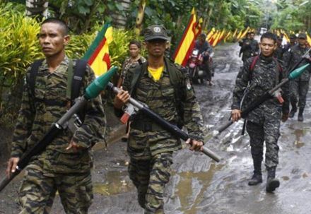 Филиппинская война закончилась