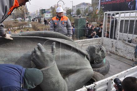 Монголия продает главного Ленина за 280 долларов