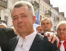 Виктор Анушкевичус решил остаться мэром
