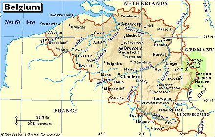 Бельгия может превратиться в конфедерацию