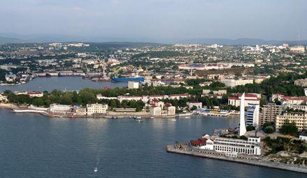 Весь Севастополь утром сидел без света. Фото sevreg.com.ua