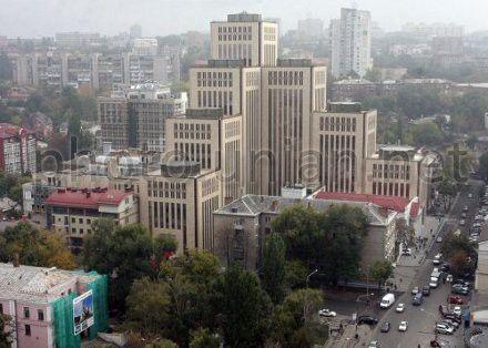 Крупнейший в мире еврейский центр «Менора» в Днепропетровске