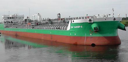 Украина построила первый за 20 лет танкер, politikus.ru