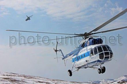 Вертолет Ми-8МСБ удивил военных