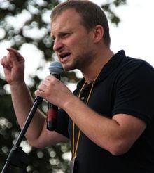 Алексей Сахнин. Фото Олега Козырева