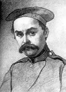 Тарас Шевченко, автопортрет
