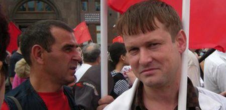 Развозжаев покинул Украину не на самолете. Фото http://gidepark.ru/