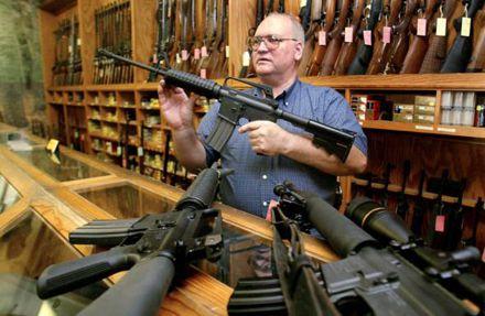 Украинцы вооружаются всеми доступными средствами