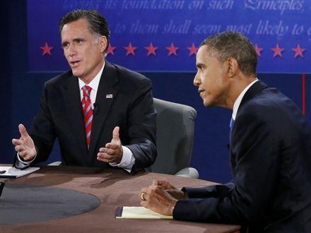 Третий раунд дебатов посвящался внешней политике