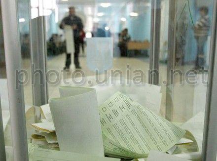 На довыборах бюллетени будут светло-зеленые