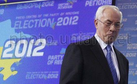 Азаров готов к сотрудничеству, но с условиями