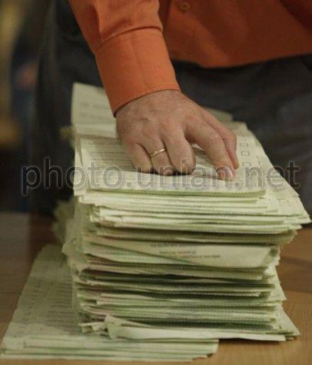 Два района Одесской области выбирают областных депутатов