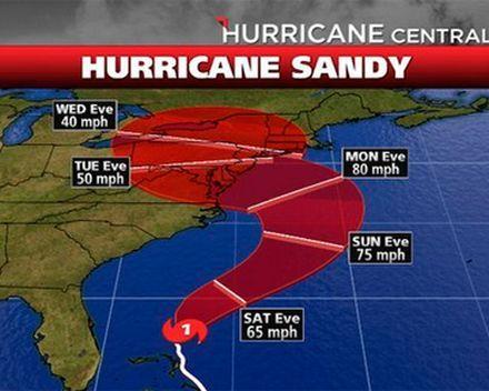 Ураган может стать
