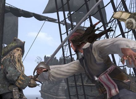 пірати карибського моря