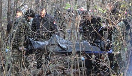 Милиция опровергает, что Мазурка уже мертвым принесли в парк