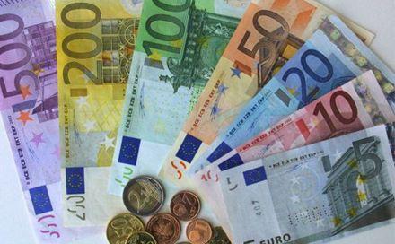 Курс евро на 27