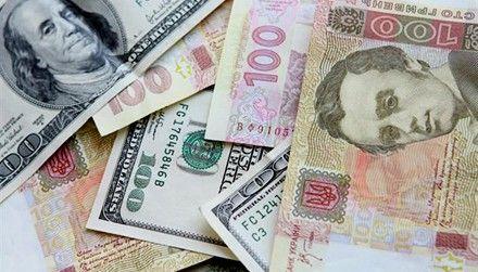 Доллар снижается благодаря действиям НБУ