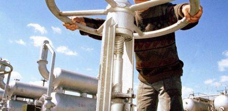 Газопровод будут тестировать 7-10 дней