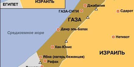 С начала противостояния на Израиль упали около 500 ракет