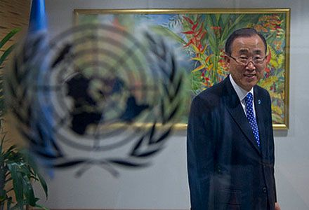 Франция и Англия не дали генсеку ООН отправить в Сирию экспертов /Фото: UN