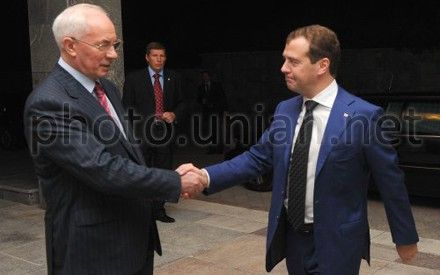 Азаров прокомментировал заявление Хорошковского